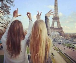 paris, love, and friends image