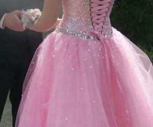 pink and dress image