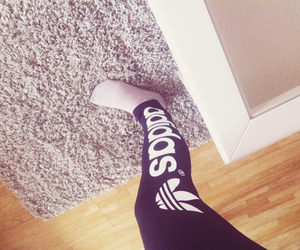adidas, fit, and fitspo image