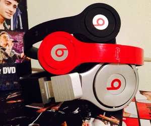 beats, headphones, and drdre image