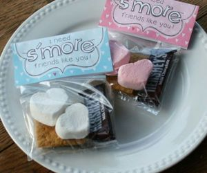 heart, marshmellow, and photography image