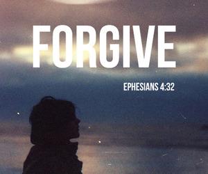 forgive, bible, and god image