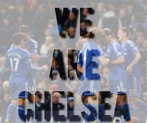 blue, Chelsea, and london image
