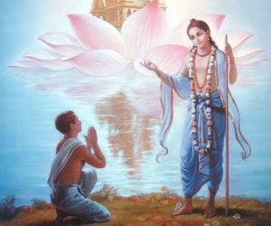 guru, bhakti, and nityananda image