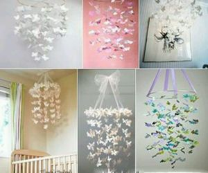 diy, butterfly, and decoration image