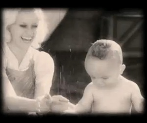baby, Reese Witherspoon, and water for elephants image