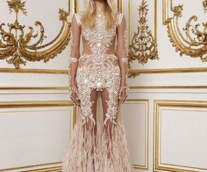 Givenchy, haute couture, and model image