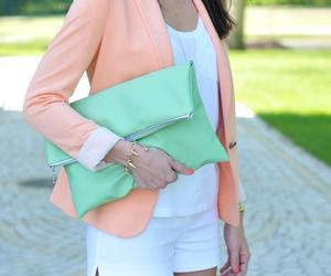 fashion, pastel, and mint image