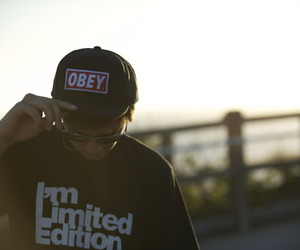 obey and boy image