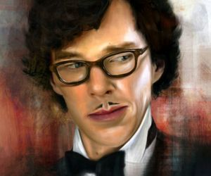 sherlock and art image