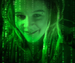 hi-tech, dreadlock, and matrix image