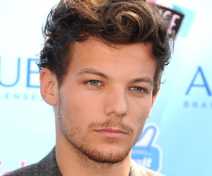 louis, 1d, and louis tomlinson image