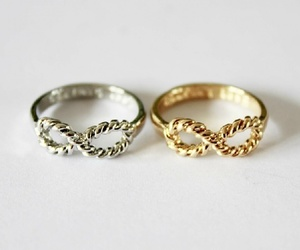 infinity, rings, and ring image
