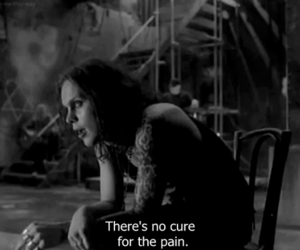 pain, alone, and cure image