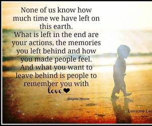 memories, quote, and actions image