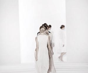 models, catwalk, and fashion show image
