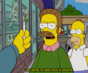 lol, the simpsons, and los simpsons image