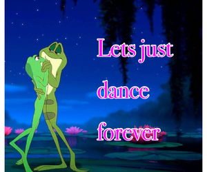 by, dance, and frogs image