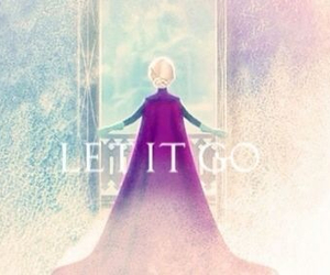 frozen, elsa, and let it go image