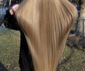 blonde, long, and marry me image