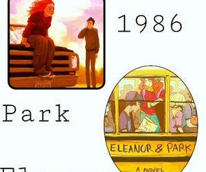 1986, eleanor, and park image