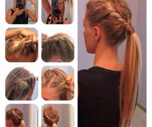 braid, Easy, and fab image