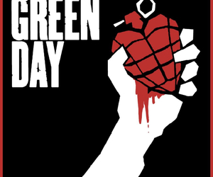 green day, music, and american idiot image