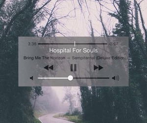 bmth, bring me the horizon, and hospital for souls image