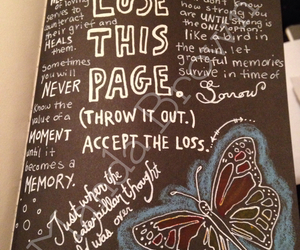 loss, wreck this journal, and WTJ image