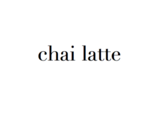 chai, coffee, and food image
