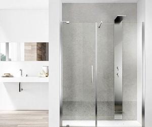modern, bathroom, and white image