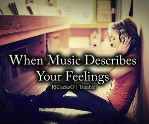 calm, feelings, and quotes image