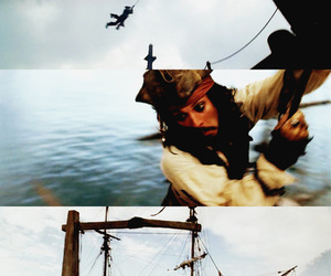 :), jack sparrow, and pirates of the caribbean image