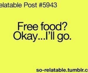 food, free, and okay image