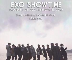 exo, exo-k, and Showtime image