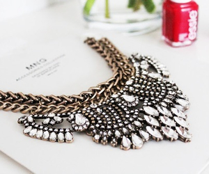 diamonds, luxury, and glamour image