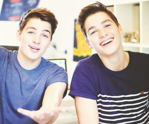 boy, twins, and jack harries image