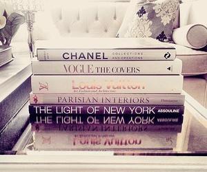 books, fashion, and mode image