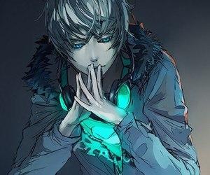 anime, boy, and cold image