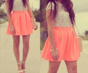 dress, skirt, and outfit image