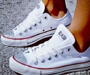 all star, fashion, and converse image
