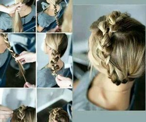 beauty, hair, and elegance image
