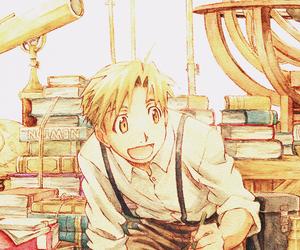 fullmetal alchemist, anime, and manga image