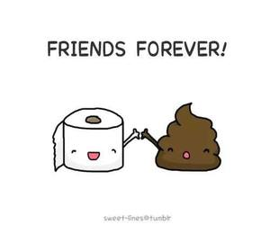 friends, forever, and funny image