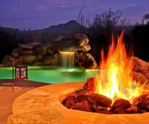 fire, beautiful, and photography image