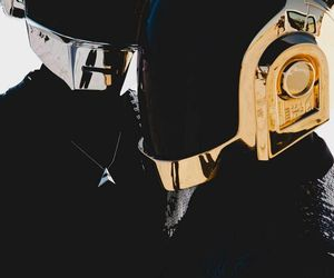 french and daftpunk image