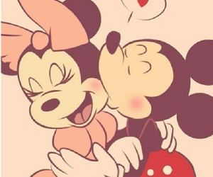mickey, Valentine's Day, and cute image
