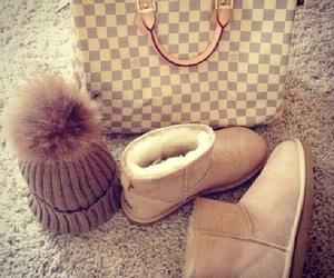 bag, ugg, and winter image