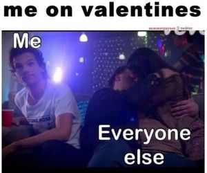 valentine and one direction image