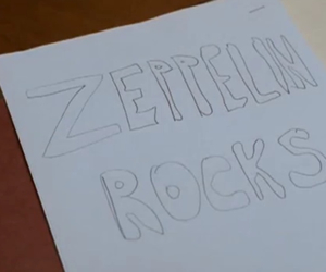 led zeppelin and freaks and geeks image